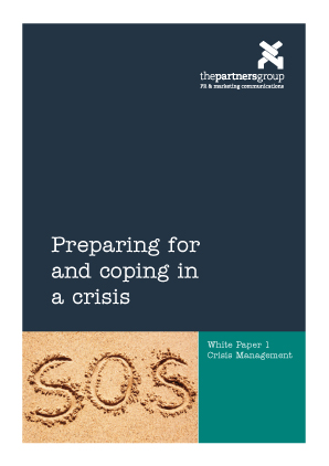 Crisis Communications white paper