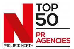 We're a Top 50 Agency