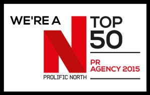 Top 50 PR agency